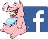 Facebook pridajte si nás